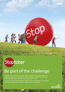 stoptober with electronic cigarettes