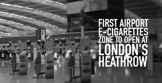 heathrow ecigarettes